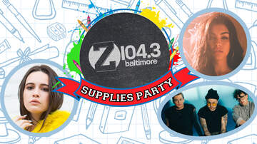 Z104.3 Supplies Party - Everything You Need To Know