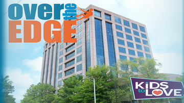 Erich West - iHeartHuntsville is going 'Over the Edge'