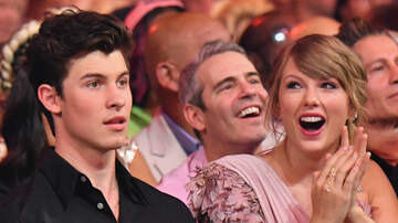 Country News - Taylor Swift Gives Shawn Mendes A 'Perfect' Glittery Makeover