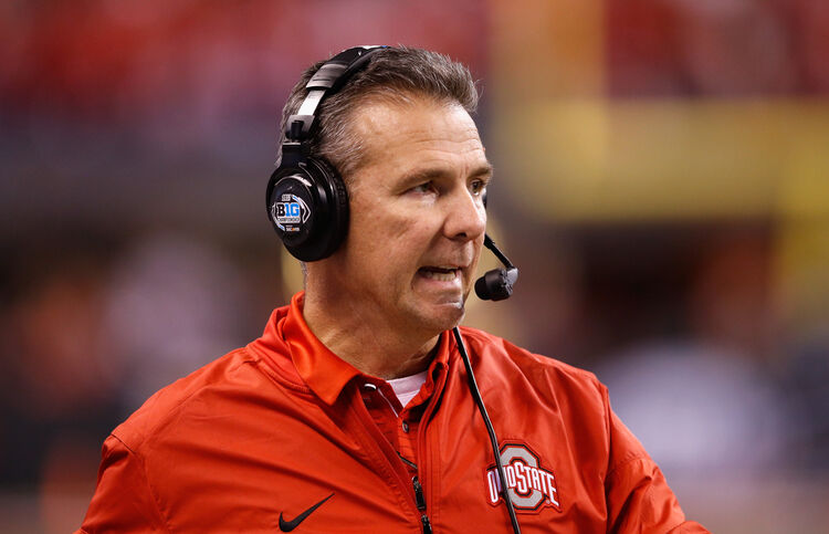 Urban Meyer may have had other things on his mind at a key point in the timeline putting his future at OSU in doubt