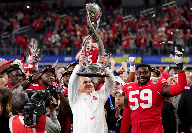 Urban Meyer is an unquestioned winner on the field. Is that what will matter most to his future?
