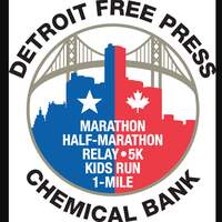 Team WJLB is taking on the Detroit Free Press/Chemical Bank Team Relay in October! Join us in the marathon, relay, 5k, half marathon or 1 miler!