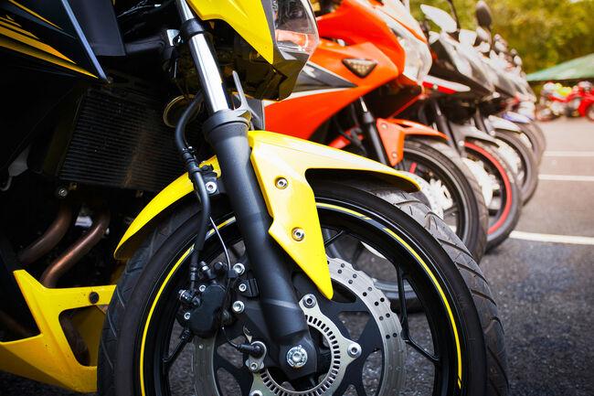 Motorcycle Getty RF