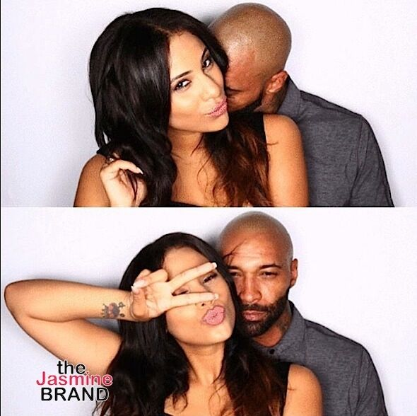 Cyn Santana and Joe Buddens