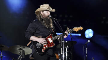 Carson - Who Wants To Meet Chris Stapleton on Friday?