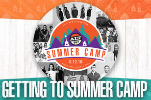 Everything You Need To Know About Getting to Summer Camp 2018!