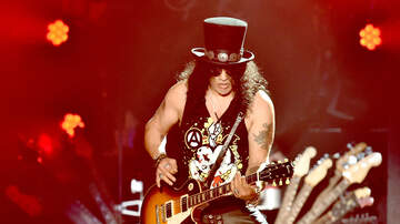 The Latest From Rock - Slash Says There Is A Pretty Good Possibility Of New Guns N' Roses Album