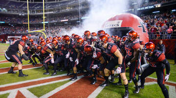 SDSU Aztecs - DL Anthony Luke Prepares for Sacramento State