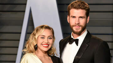 Entertainment News - Miley Cyrus and Liam Hemsworth's Wedding Photos Are Giving Us Serious FOMO