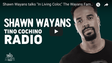 Tino Cochino Radio - Shawn Wayans Joins On TCR TV