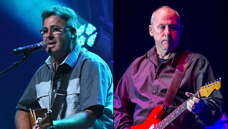 Vince Gill Recalls Turning Down Offer to Join Dire Straits