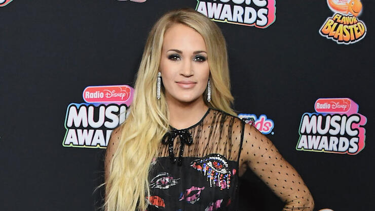 carrie underwood pregnancy comments