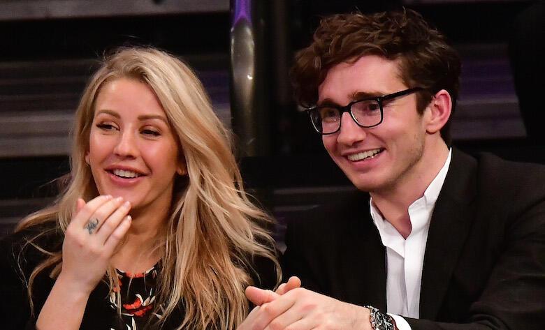 Ellie Goulding Is Engaged to Art Dealer Caspar Jopling