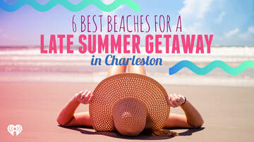 All Things Charleston - 6 Best Beaches for a Late Summer Getaway in Charleston
