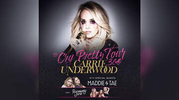 Features - Purchase presale tickets to see Carrie Underwood
