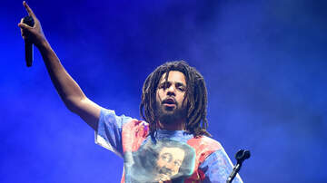 DJ Lezlee - WATCH: J. Cole Represents His Home State at NBA All-Star Game