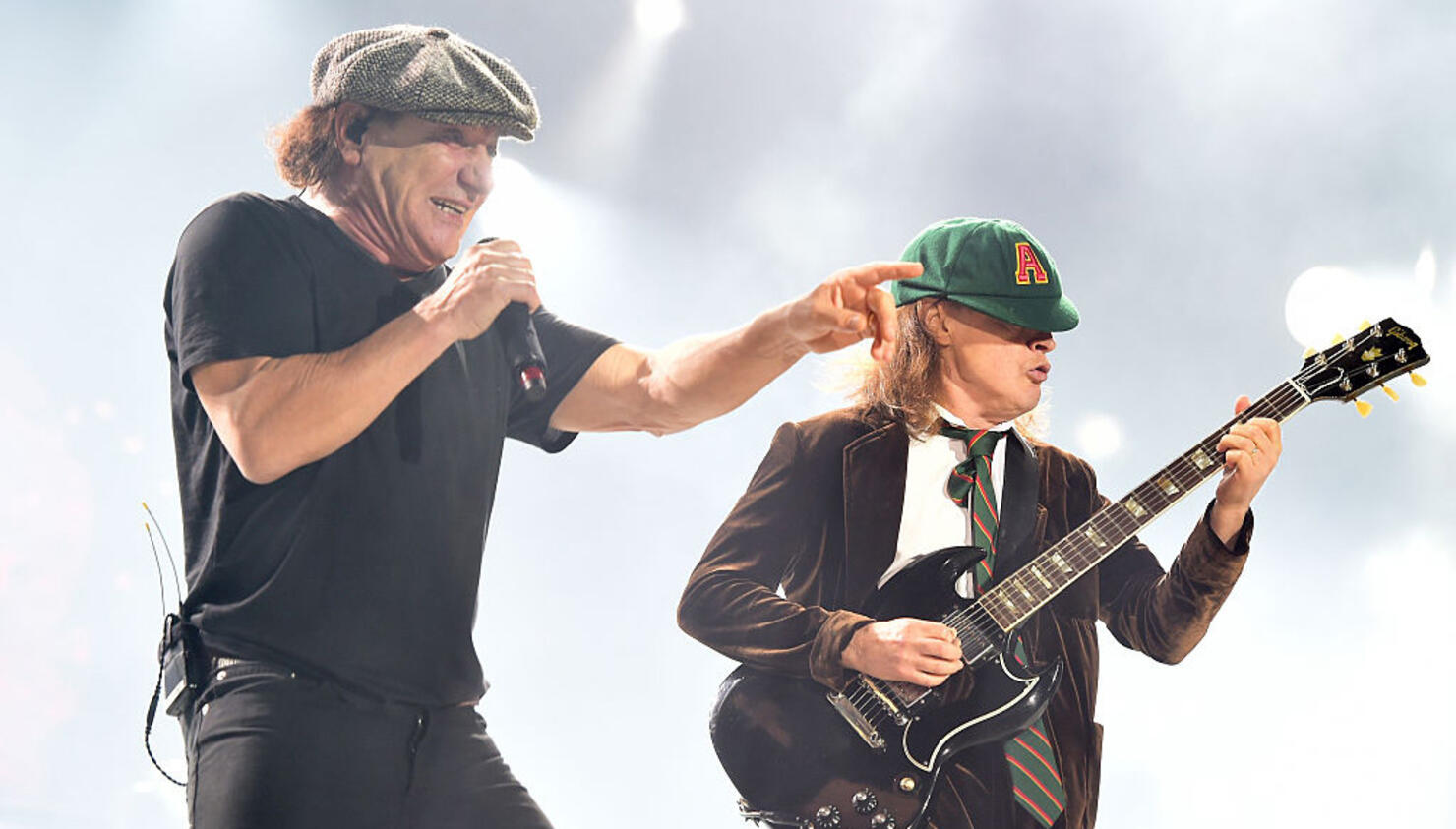 Brian Johnson Might Be Back in AC/DC