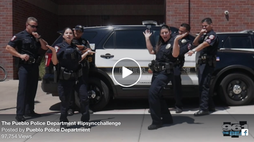 Parker - 96.1 The Beat Partnered with Pueblo Police Department