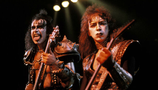 "Former KISS Guitarist Trademark's ""Vinnie Vincent's KISS"""