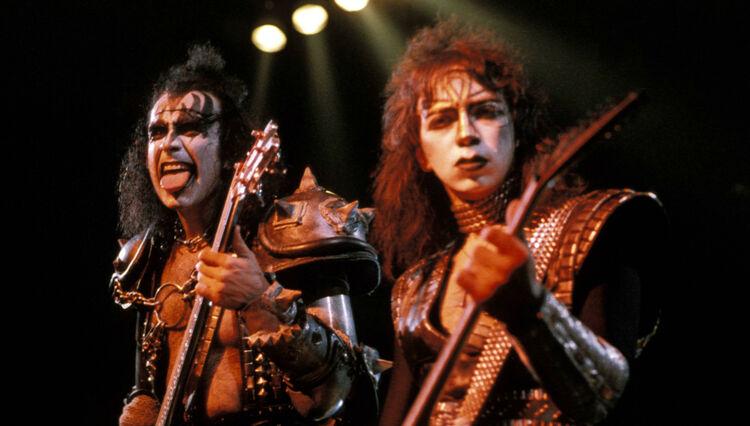 "Former KISS Guitarist Trademark's ""Vinnie Vincent's KISS"""