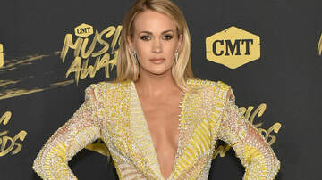 Music News - Carrie Underwood Says Her Three Miscarriages Made Her 'Get Real With God'