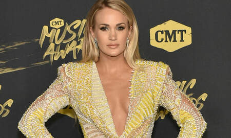 Trending - Carrie Underwood Says Her Three Miscarriages Made Her 'Get Real With God'