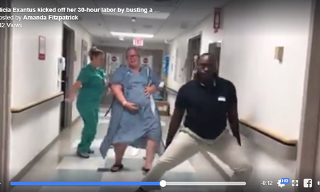 Scott and Sadie - A Guy Whined Online That Hospital Staff Didn't Cater to His Needs...