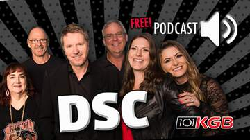 The DSC Show - DSC 11.16 - We're Kinky, Summer School, & Shane Lost a Tooth