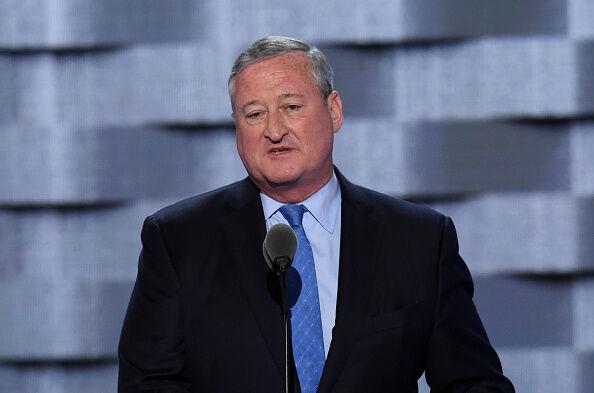 Philadelphia Mayor Jim Kenney - Getty Images