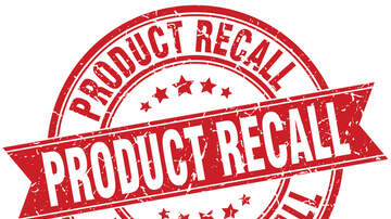 - Recalled frozen sausage links may have metal inside