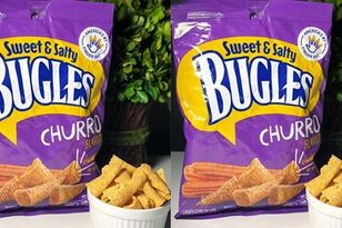 Bugles Are Releasing A Churro Flavor
