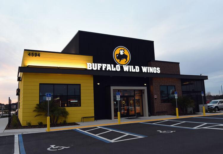 Buffalo Wild Wings Betting