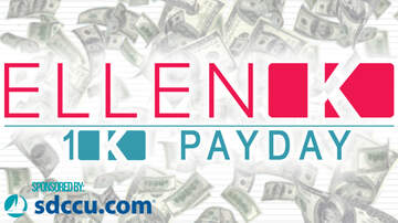 Contest Rules - Ellen K 1K Payday Rules