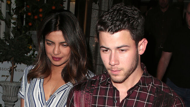 nick jonas priyanka chopra engagement