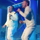 Watch James Corden Perform 'Larger Than Life' with the Backstreet Boys