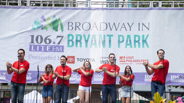 Broadway in Bryant Park (498650) - Enjoy Your Lunch With A Side Of Bryant Park: 8/9 Recap