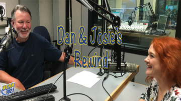 Dan & Josie WDRM Mornings - Dan&Josie Rewind: Wednesday, September 26th
