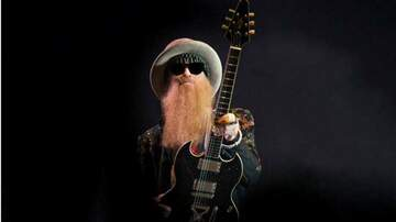 Harley - New Billy Gibbons of ZZ Top!!!!