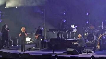 Harley - Joe Elliott of Def Leppard with Billy Joel!!!!