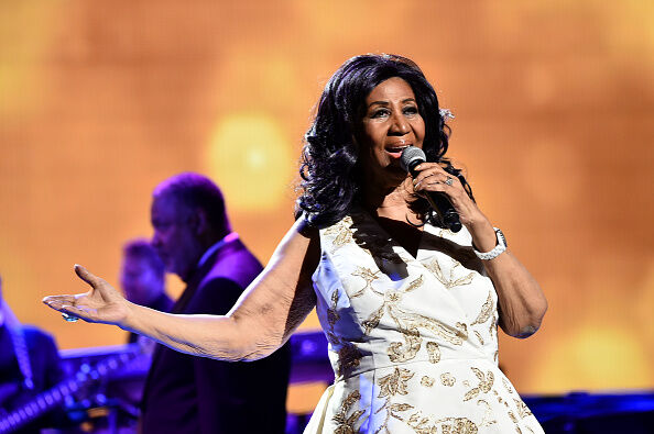 Aretha Franklin - Getty Images