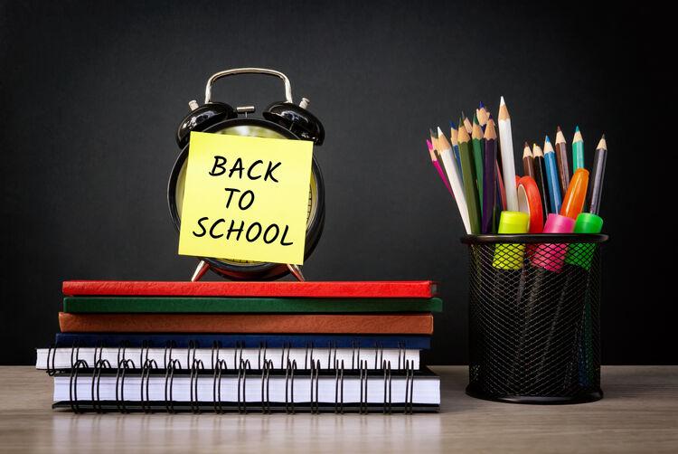 Back To School Getty RF