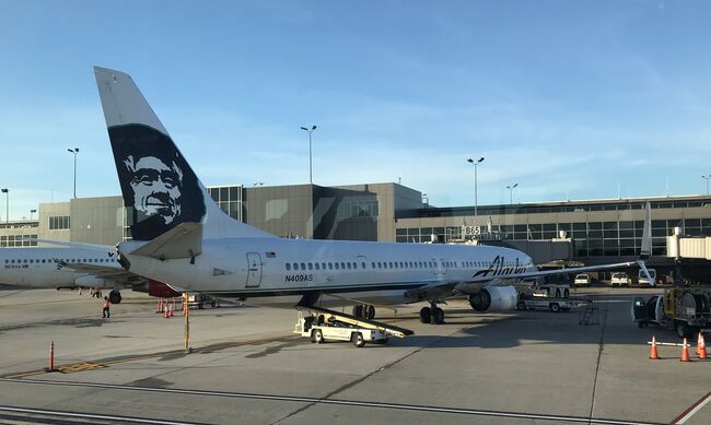 Alaska Airlines Getty Images
