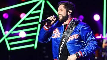 image for Thomas Rhett shares magical photos from set of new music video!