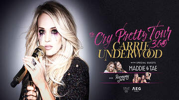 None - Carrie Underwood - Cry Pretty Tour 360