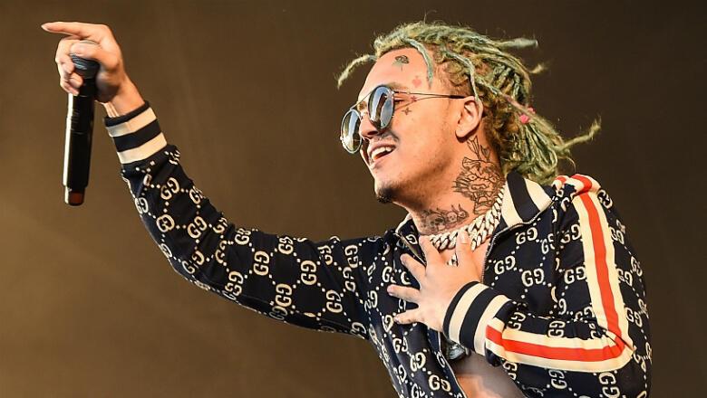 6f5bf0733c1 Lil Pump Gives Himself A XXXTentacion Tribute Tattoo  Watch ...