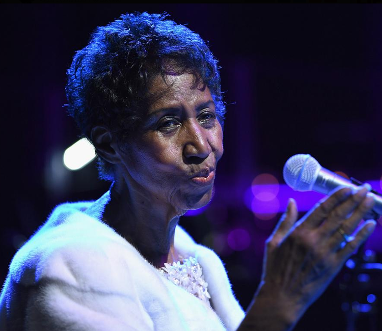 The Very Latest On Aretha And Her Famous Visitors
