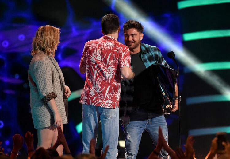 Zac Efron - Teen Choice Awards 2018