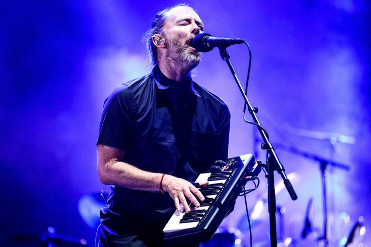 Radiohead Tour 2020.Thom Yorke Announces 2020 Tomorrow S Modern Boxes Tour