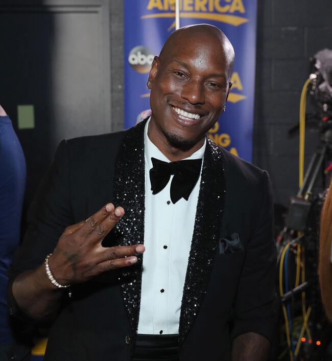 Tyrese (Getty)