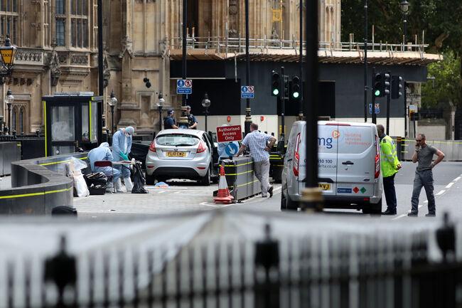 terror incident in London leaves 3 people injured
